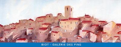 Exposition Galerie des Pins