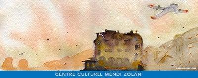 Exposition au Centre culturel de Mendi Zolan