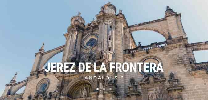 Carnet de Voyage Andalousie Jerez