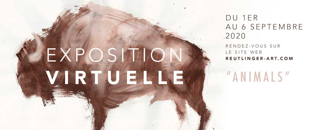 exposition virtuelle animals septembre 2020