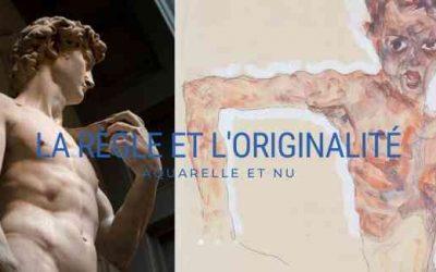 L'emploi de l'Aquarelle pour le nu artistique